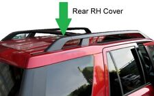 Genuine Land Rover roof rack plastic cover Freelander 2 bar foot feet rear RH
