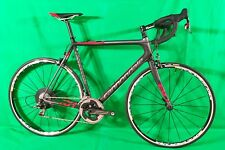 2013 CANNONDALE SuperSix EVO SRAM Red Compact 58cm Carbon Road Race Bike