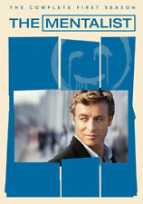 The Mentalist: The Complete First Season (DVD,2009)