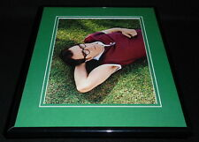 Rivers Cuomo 2014 Weezer Framed 11x14 Photo Display