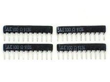 20x 10k 0,25 Watt 1/% axial-bedrahtet Metallschicht Präzison Widerstand resistor