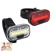SUNLITE  ION FRONT AND REAR BICYCLE LIGHTS