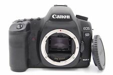 Canon EOS 5D Mark II 21.1 MP Digital SLR CAMERA CORPO W/Batteria/Caricatore