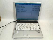 "Fujitsu LifeBook S7110 Intel Core 2 Duo T5600 1.83 GHz 2 GB Ram 14.1"" Boots- FT"