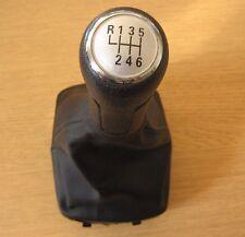 Gear Shift perilla de 6 Velocidades Polaina + VW Polo 9N 9N2 2002-2009