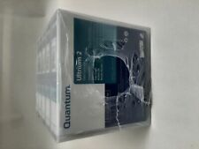 Neu Quantum MR-L2MQN-01 Ultrium 2 Daten Patrone 200/400GB 1.3cm 5pk
