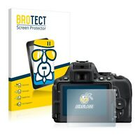 Pellicola di Vetro Temperato per Nikon D5500 Protezione Schermo