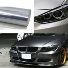 100X30cm Light Black Chameleon Headlight Taillight Fog Light Vinyl Tint Film de