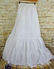 David's Bridal Size 8 Slip Underskirt Nylon Style 603 zip up