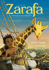 Zarafa (DVD, 2015) WITH SLIP COVER USED VERY GOOD