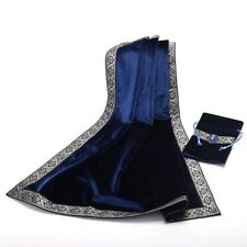 Tarot Table Cloth Bag Altar Divination Cards Wicca Square Cloth Pouch 25.5""