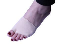 Fabric metatarsal foot cushions