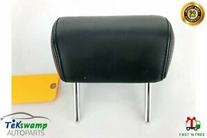 10-18 Jaguar XJ Rear Seat Second Row Left Right LH RH Leather Headrest OEM