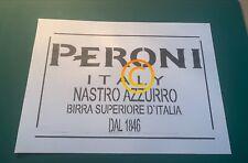 Peroni Stencil A4