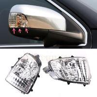 Pair L+R Door Mirror Turn Signal Light Corner Lamp Len for Volvo XC90 2007-2014