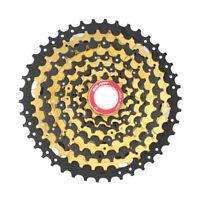 BOLANY 10 Speed 11-42T Bike Cassette Rear Gear Cog MTB Mountain Bike  Freewheel