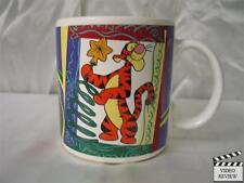 Tigger Holiday Christmas Coffee Mug; Disney, Applause