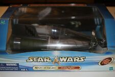Star Wars Action Figure Saga Vehicle A Wing Fighter Return of the Jedi