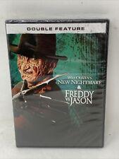 New Nightmare / Freddy vs. Jason 7-8 [New Dvd] 2 Pack, Eco Amaray Case