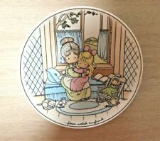 """Joan Walsh Anglund """"Love Is Mother"""" Plate 1982 for Ebeling Reuss West Germany"""