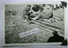 3.Foto mit Soldatenleben - Alltag. (48)