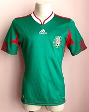 Mexico 2010 - 2012 Home football Adidas shirt size S P41410