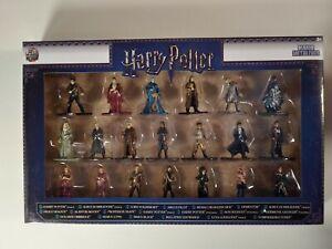 Jada Toys Nano Metalfigs Harry Potter Wave 2 Set Of 20 Diecast Mini Figures NEW