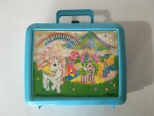 vintage My Little Pony lunchbox by Aladdin from 1989