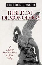 Silencing Satan: 13 Studies for Individuals and Groups: Handbook of Biblical Demonology