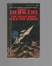 ROBERT A HEINLEIN pb The Man Who Sold The Moon future history
