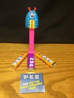 (CO) Catarpillar Baby Bugz PEZ Dispenser - 4.9 Patent Slovenia Removed From Pack