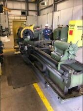 Lehmann 27 X 120 Model 2516 Hollow Spindle Lathe With 12 Spindle Bore