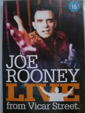 Joe Rooney Live From Vicar Street Dvd Brand New & Factory Sealed