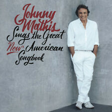Johnny Mathis Sings The New American Songbook - Johnny Mathis (2017, CD NEUF)