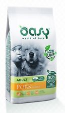 Oasy Dog Adult All Breed Maiale 12 kg Monoproteico