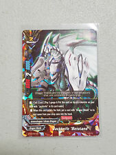 Future Card Buddyfight Jackknife Beistand BT03/0001EN RRR