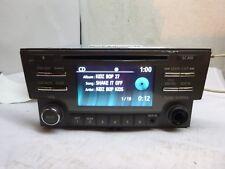 13 14 Nissan Sentra OEM XM Radio Single Disc Cd  & Aux Port 28185-3RA2B ABC439