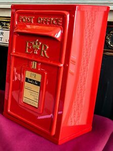 Wedding Post Box Handmade and personalised  Available in Red or White