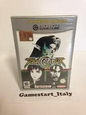 SOUL CALIBUR II 2 NINTENDO GAMECUBE GC - NUOVO SIGILLATO NEW SEALED PAL VERSION