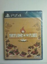The flame in the flood  PS4  variant cover neuf sous blister rare limited run