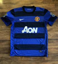 Nike Manchester United Wayne Rooney 2011-2013 third Sz S Kit jersey soccer