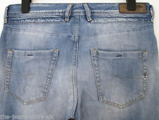 32L Tapered Regular Faded Men's Jeans