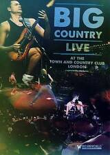 Big Country: Live at the Town and Country Club, London (DVD, 2013)