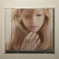 AYUMI HAMASAKI (浜崎あゆみ) - LOVE [AVCD-48591] Japan Import First Press Mini Album