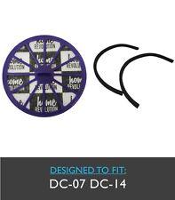 1 Home Revolution HEPA Vacuum Filter for DYSON DC07 & DC14 923480-01  901420-02