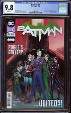 Batman # 89 CGC 9.8 White (DC, 2020) 1st appearance Punchline (cameo)