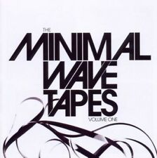 MINIMAL WAVE TAPES VOL.1  CD NEU