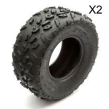 2 Suzuki LT80 Quad Bike ATV Tyre 19x7-8 Tire 19x7x8 8 Inch Rim Front Rear LT 80