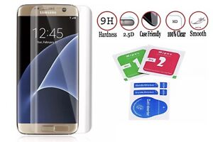 Full Cover Tempered Glass Screen Protector For Samsung Galaxy S8 S7 S6 Edge N8