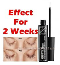 Gosh Growth Serum Clear The Secret of Longer Lashes Longer Lashes For 2 Weeks